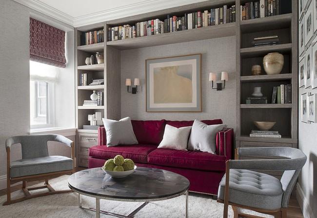 Lựa chọn theo cách này đảm bảo ghế sofa nhà bạn sẽ luôn nổi bật trong mọi không gian sinh hoạt - Ảnh 4.