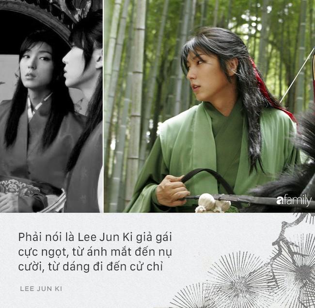 Lee Jun Ki: Bị nghi ngờ đồng tính vì giả gái quá ngọt, đến lúc có người yêu lại bị phản đối tới mức phải chia tay - Ảnh 2.