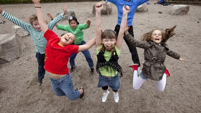 Chơi trước, học sau – triết lý dạy con của phụ huynh những nước hạnh phúc nhất thế giới - Ảnh 3.