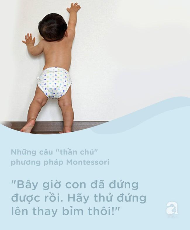 8 câu thần chú từ phương pháp Montessori giúp dạy bé đi vệ sinh dễ dàng - Ảnh 3.