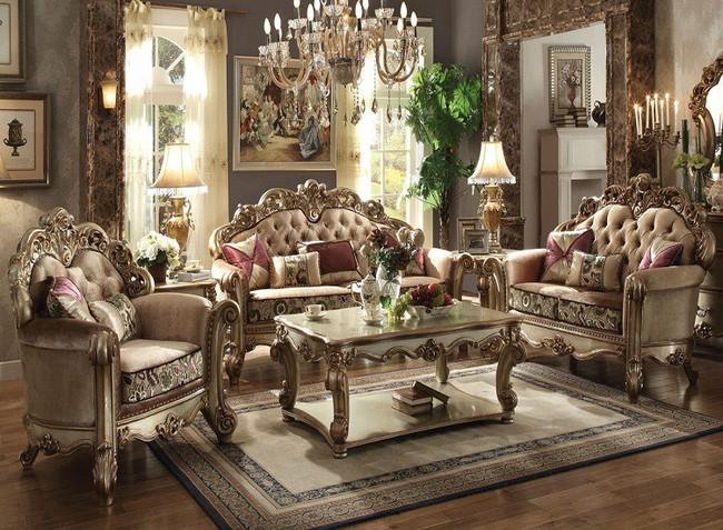 Mười phong cách trang trí nội thất, bạn biết được bao nhiêu? - Ảnh 4.