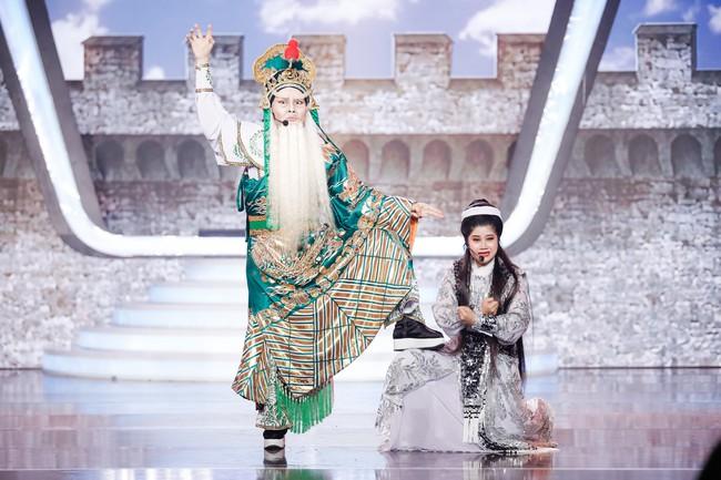 Đàm Vĩnh Hưng cảm thấy xui thay cho Hà Thu vì phải hóa thân thành Thanh Lam - Ảnh 12.