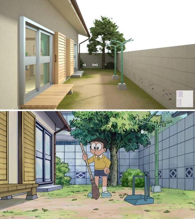 Trở lại với tuổi thơ khi được ngắm nhìn lại toàn bộ ngôi nhà của Nobita và Doraemon một cách chân thực nhất - Ảnh 11.
