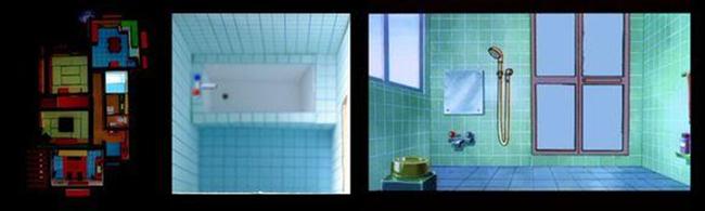 Trở lại với tuổi thơ khi được ngắm nhìn lại toàn bộ ngôi nhà của Nobita và Doraemon một cách chân thực nhất - Ảnh 14.