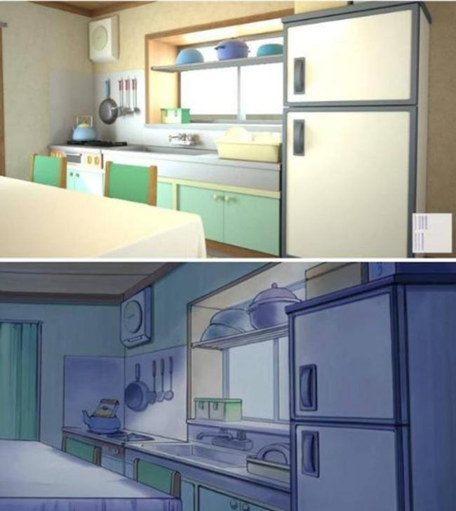 Trở lại với tuổi thơ khi được ngắm nhìn lại toàn bộ ngôi nhà của Nobita và Doraemon một cách chân thực nhất - Ảnh 17.