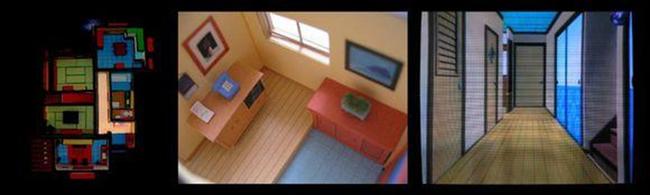 Trở lại với tuổi thơ khi được ngắm nhìn lại toàn bộ ngôi nhà của Nobita và Doraemon một cách chân thực nhất - Ảnh 5.