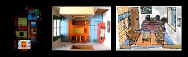 Trở lại với tuổi thơ khi được ngắm nhìn lại toàn bộ ngôi nhà của Nobita và Doraemon một cách chân thực nhất - Ảnh 7.