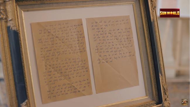 Nhã Phương khóc sướt mướt khi đọc lại lá thư tình của Nhan Phúc Vinh - Ảnh 4.