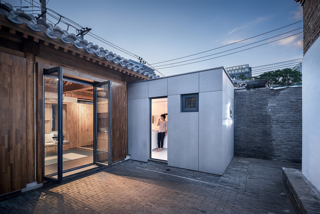 Ngôi nhà nhỏ ấm cúng có diện tích chỉ vỏn vẹn 30m² với thiết kế thông minh ở phố cổ  - Ảnh 6.