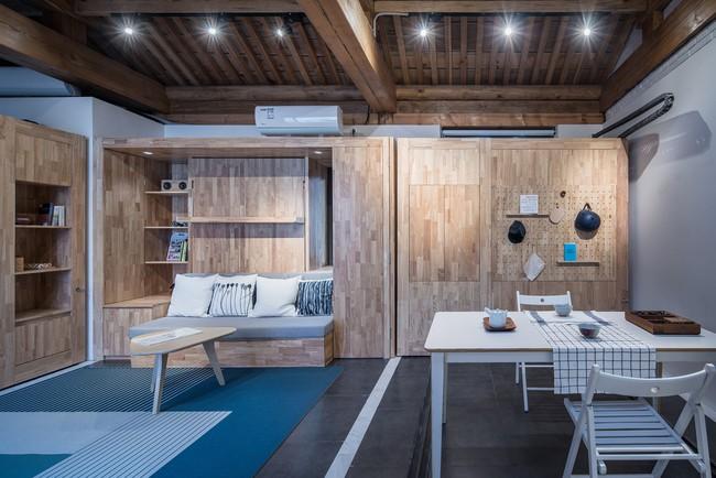 Ngôi nhà nhỏ ấm cúng có diện tích chỉ vỏn vẹn 30m² với thiết kế thông minh ở phố cổ  - Ảnh 10.