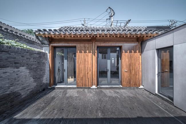 Ngôi nhà nhỏ ấm cúng có diện tích chỉ vỏn vẹn 30m² với thiết kế thông minh ở phố cổ  - Ảnh 5.
