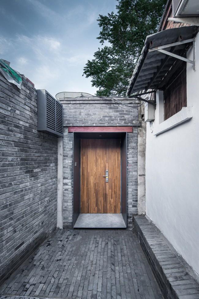 Ngôi nhà nhỏ ấm cúng có diện tích chỉ vỏn vẹn 30m² với thiết kế thông minh ở phố cổ  - Ảnh 1.