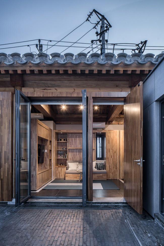 Ngôi nhà nhỏ ấm cúng có diện tích chỉ vỏn vẹn 30m² với thiết kế thông minh ở phố cổ  - Ảnh 3.