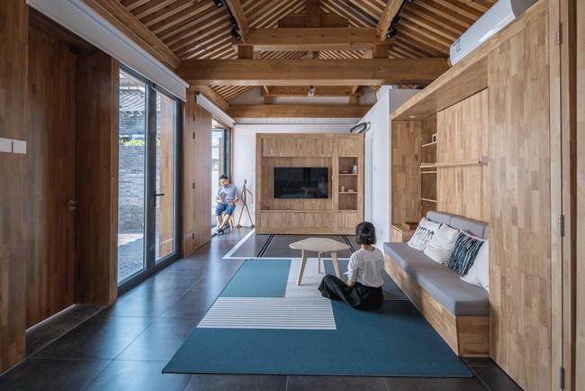 Ngôi nhà nhỏ ấm cúng có diện tích chỉ vỏn vẹn 30m² với thiết kế thông minh ở phố cổ  - Ảnh 9.