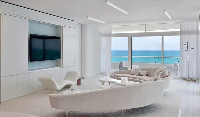 Ấn tượng với căn hộ sử dụng màu sắc để phân biệt các phòng vô cùng hiệu quả  - Ảnh 2.