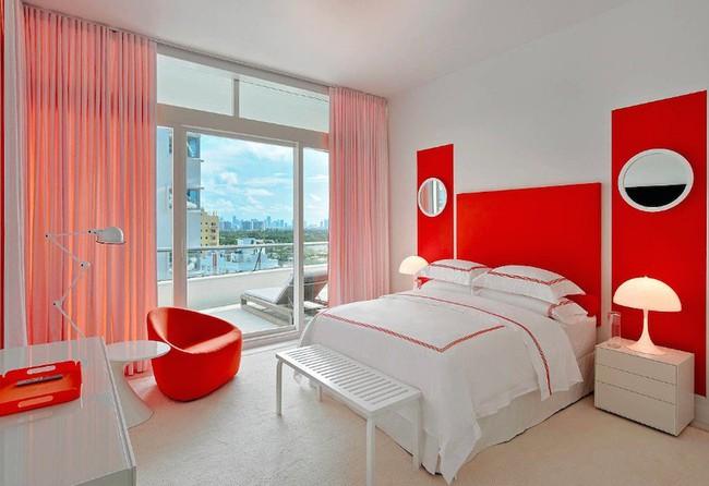 Ấn tượng với căn hộ sử dụng màu sắc để phân biệt các phòng vô cùng hiệu quả  - Ảnh 3.