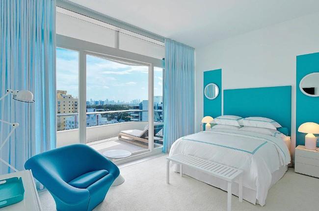 Ấn tượng với căn hộ sử dụng màu sắc để phân biệt các phòng vô cùng hiệu quả  - Ảnh 4.
