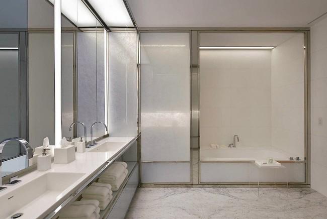 Ấn tượng với căn hộ sử dụng màu sắc để phân biệt các phòng vô cùng hiệu quả  - Ảnh 5.