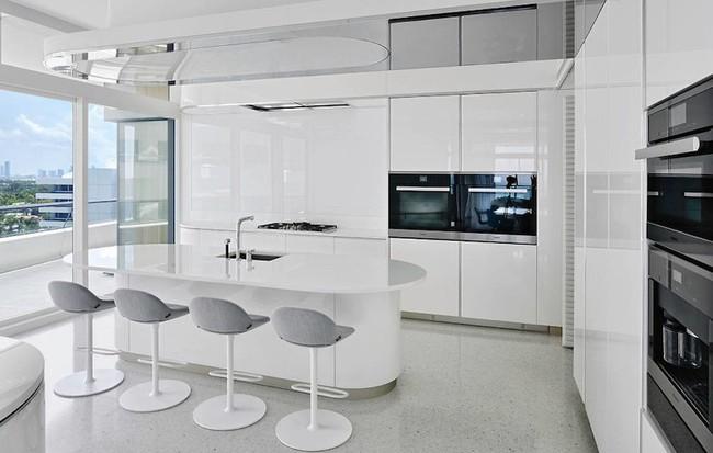 Ấn tượng với căn hộ sử dụng màu sắc để phân biệt các phòng vô cùng hiệu quả  - Ảnh 8.