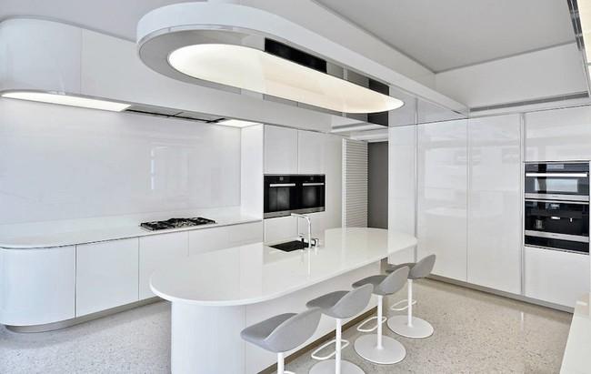 Ấn tượng với căn hộ sử dụng màu sắc để phân biệt các phòng vô cùng hiệu quả  - Ảnh 9.