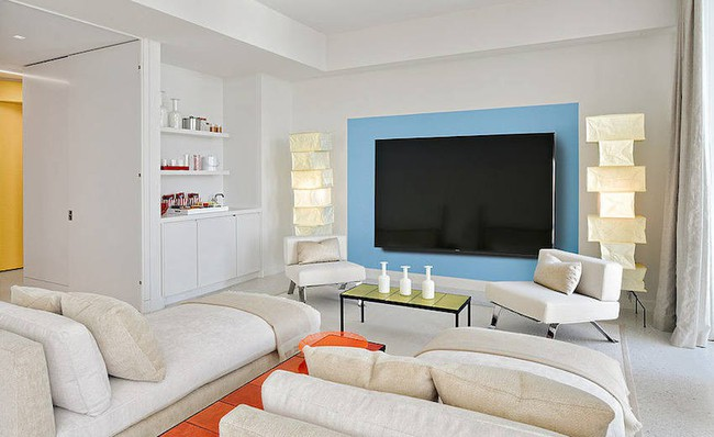 Ấn tượng với căn hộ sử dụng màu sắc để phân biệt các phòng vô cùng hiệu quả  - Ảnh 10.