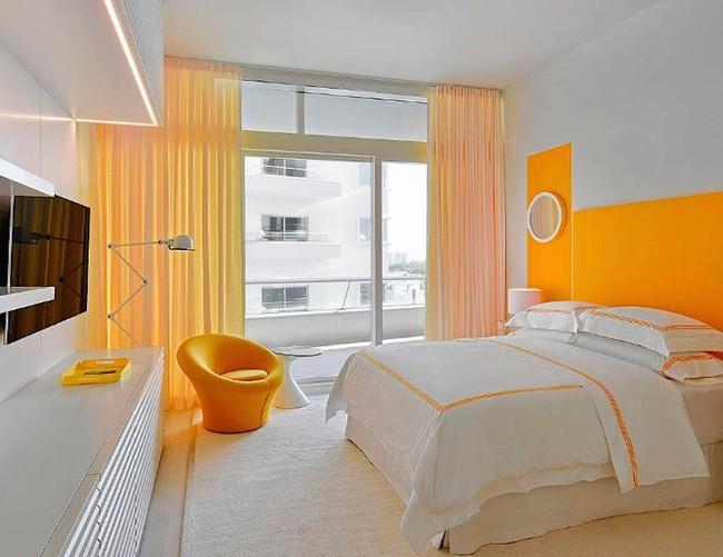 Ấn tượng với căn hộ sử dụng màu sắc để phân biệt các phòng vô cùng hiệu quả  - Ảnh 13.