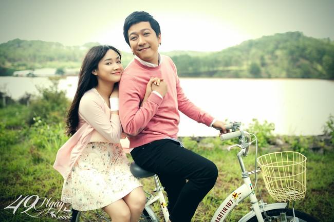 Ngô Kiến Huy là người tình màn ảnh cuối cùng trước khi Nhã Phương lên xe hoa với Trường Giang - Ảnh 6.