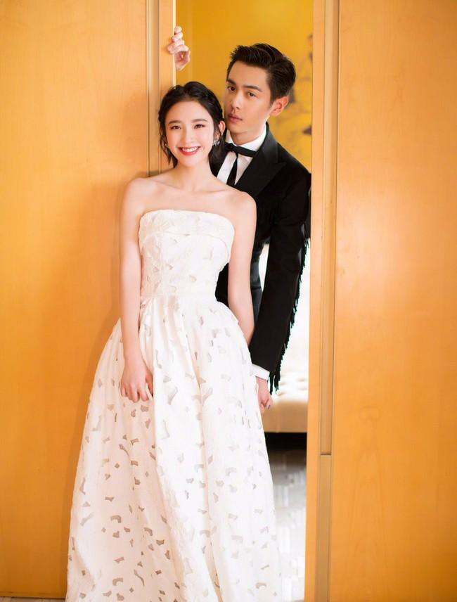Hẹn hò 7 năm, cuối cùng mỹ nam Pháp Sư Vô Tâm đã đính hôn với người đẹp Chân Hoàn Truyện? - Ảnh 1.