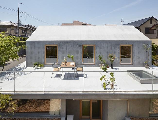 Ngôi nhà bình dị ở vùng quê của vợ chồng người Nhật có thiết kế đơn giản nhưng cực thông minh  - Ảnh 1.