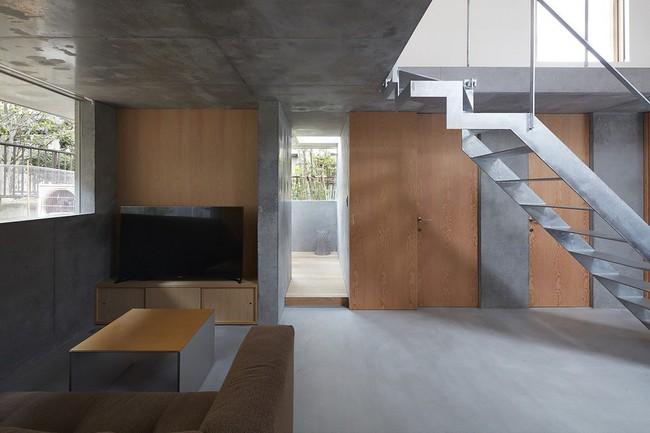Ngôi nhà bình dị ở vùng quê của vợ chồng người Nhật có thiết kế đơn giản nhưng cực thông minh  - Ảnh 9.