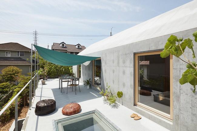 Ngôi nhà bình dị ở vùng quê của vợ chồng người Nhật có thiết kế đơn giản nhưng cực thông minh  - Ảnh 6.