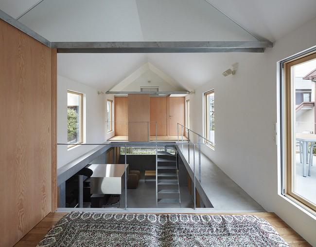 Ngôi nhà bình dị ở vùng quê của vợ chồng người Nhật có thiết kế đơn giản nhưng cực thông minh  - Ảnh 4.
