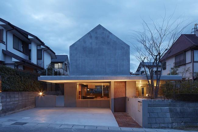 Ngôi nhà bình dị ở vùng quê của vợ chồng người Nhật có thiết kế đơn giản nhưng cực thông minh  - Ảnh 2.