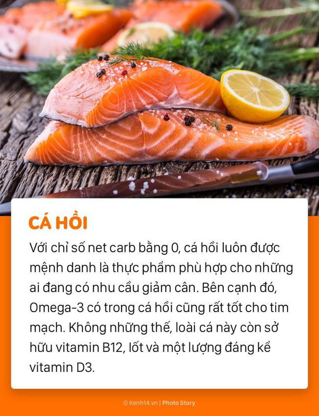 9 thực phẩm không thể bỏ qua dành cho những người mới bước vào chế độ giảm cân Lowcarb - Ảnh 1.