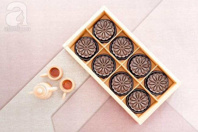 Trung thu này - học ngay cách làm bánh Trung thu tiramisu được chia sẻ bởi mẹ TuBi - Ảnh 20.