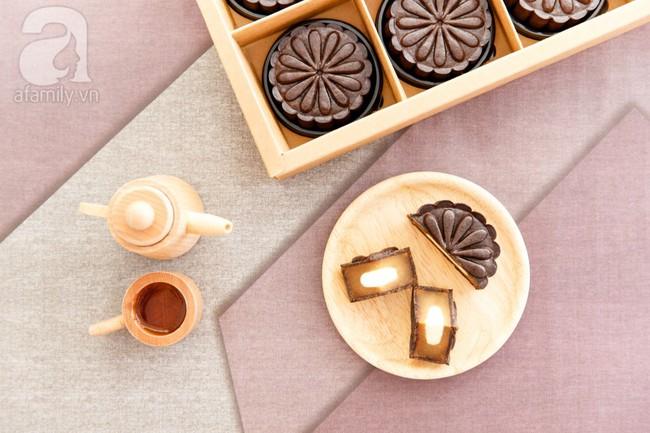 Trung thu này - học ngay cách làm bánh Trung thu tiramisu được chia sẻ bởi mẹ TuBi - Ảnh 21.