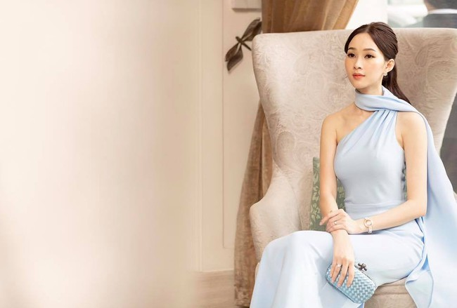 Tái xuất sau nửa năm sinh con, HH Thu Thảo khiến fan ngẩn ngơ trước sắc vóc đẹp tựa nữ thần - Ảnh 7.