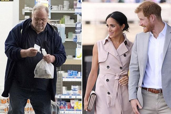 Hoàng gia Anh hết kiên nhẫn với ông bố vợ rắc rối của Hoàng tử Harry - Ảnh 1.