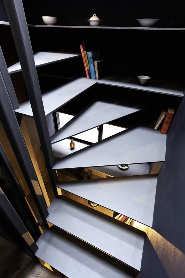 Với mặt tiền chưa đầy 2m, ngôi nhà ở Nhật Bản này cho chúng ta thấy với sự sáng tạo, không gì là không thể làm được  - Ảnh 5.