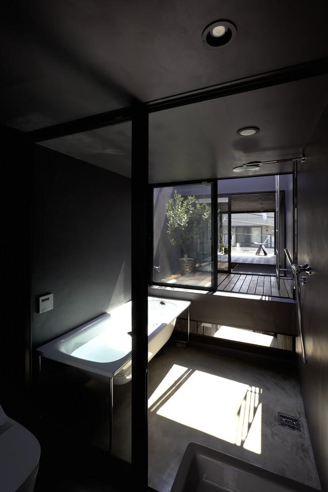 Với mặt tiền chưa đầy 2m, ngôi nhà ở Nhật Bản này cho chúng ta thấy với sự sáng tạo, không gì là không thể làm được  - Ảnh 8.