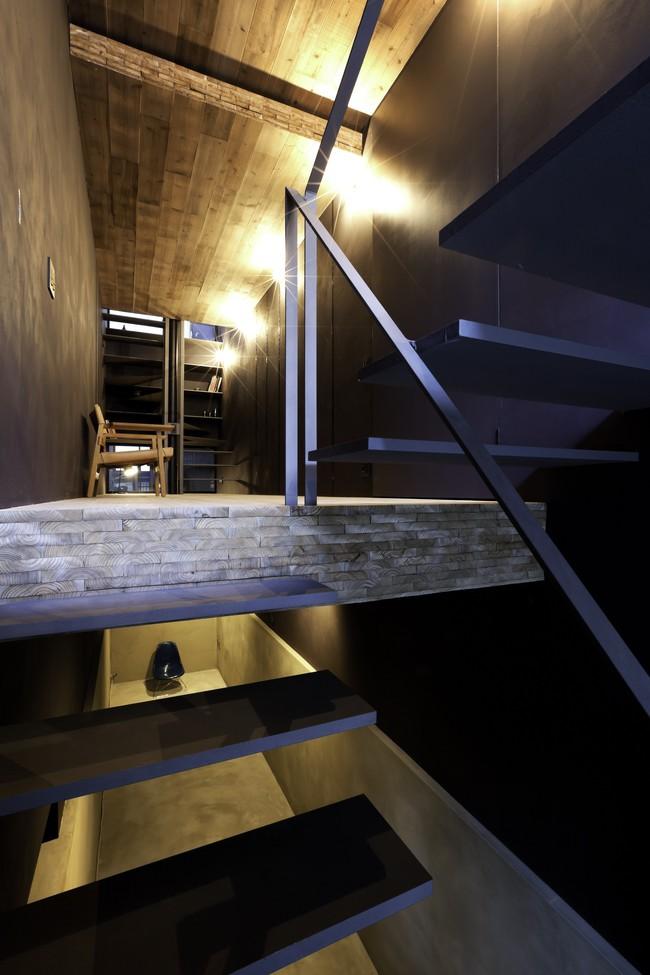 Với mặt tiền chưa đầy 2m, ngôi nhà ở Nhật Bản này cho chúng ta thấy với sự sáng tạo, không gì là không thể làm được  - Ảnh 4.