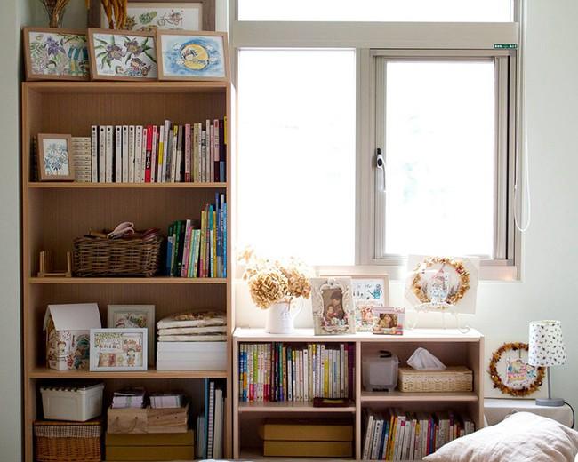 Bất ngờ với cách sắp xếp nội thất gọn gàng, thông minh trong căn hộ đi thuê của cô gái trẻ - Ảnh 6.