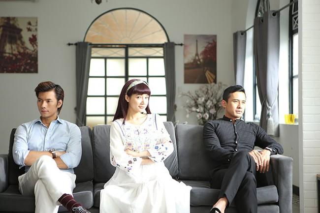 Nhã Phương, Nhan Phúc Vinh cùng được đề cử Diễn viên ấn tượng nhất VTV Awards, đấu nhau quyết liệt với Hồng Đăng - Hồng Diễm - Ảnh 1.