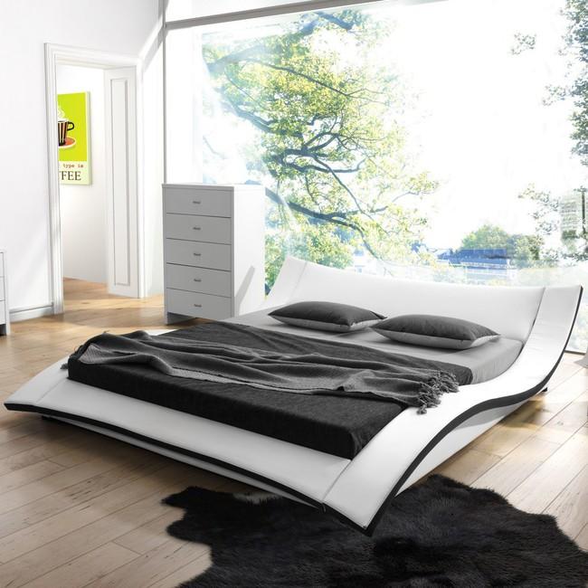 15 thiết kế giường ngủ sang chảnh lại thoải mái khiến bạn không muốn rời phòng ngủ chút nào - Ảnh 1.