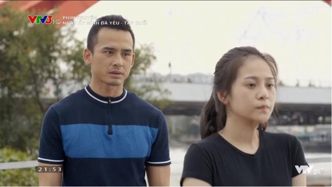 Em gái mưa bị người yêu Nhã Phương cự tuyệt, bản hit của Hương Tràm vang lên khiến khán giả bật cười - Ảnh 1.