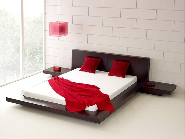 15 thiết kế giường ngủ sang chảnh lại thoải mái khiến bạn không muốn rời phòng ngủ chút nào - Ảnh 10.