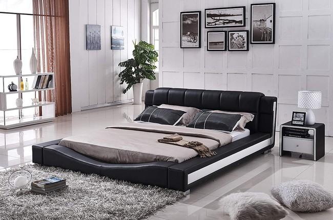 15 thiết kế giường ngủ sang chảnh lại thoải mái khiến bạn không muốn rời phòng ngủ chút nào - Ảnh 13.