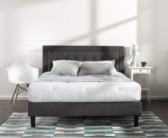15 thiết kế giường ngủ sang chảnh lại thoải mái khiến bạn không muốn rời phòng ngủ chút nào - Ảnh 14.