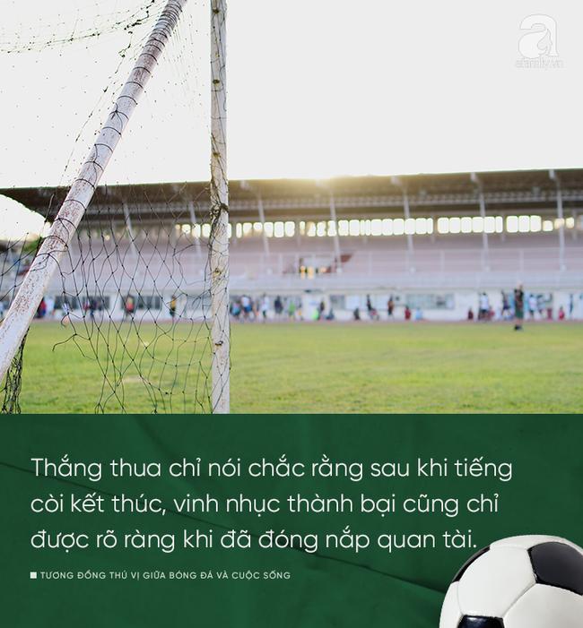 18 nét tương đồng thú vị giữa bóng đá và cuộc đời, có nhiều điều cực kỳ liên quan đến phụ nữ  - Ảnh 14.