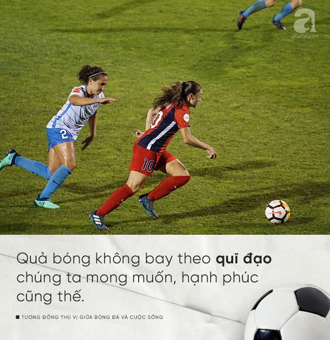 18 nét tương đồng thú vị giữa bóng đá và cuộc đời, có nhiều điều cực kỳ liên quan đến phụ nữ  - Ảnh 15.
